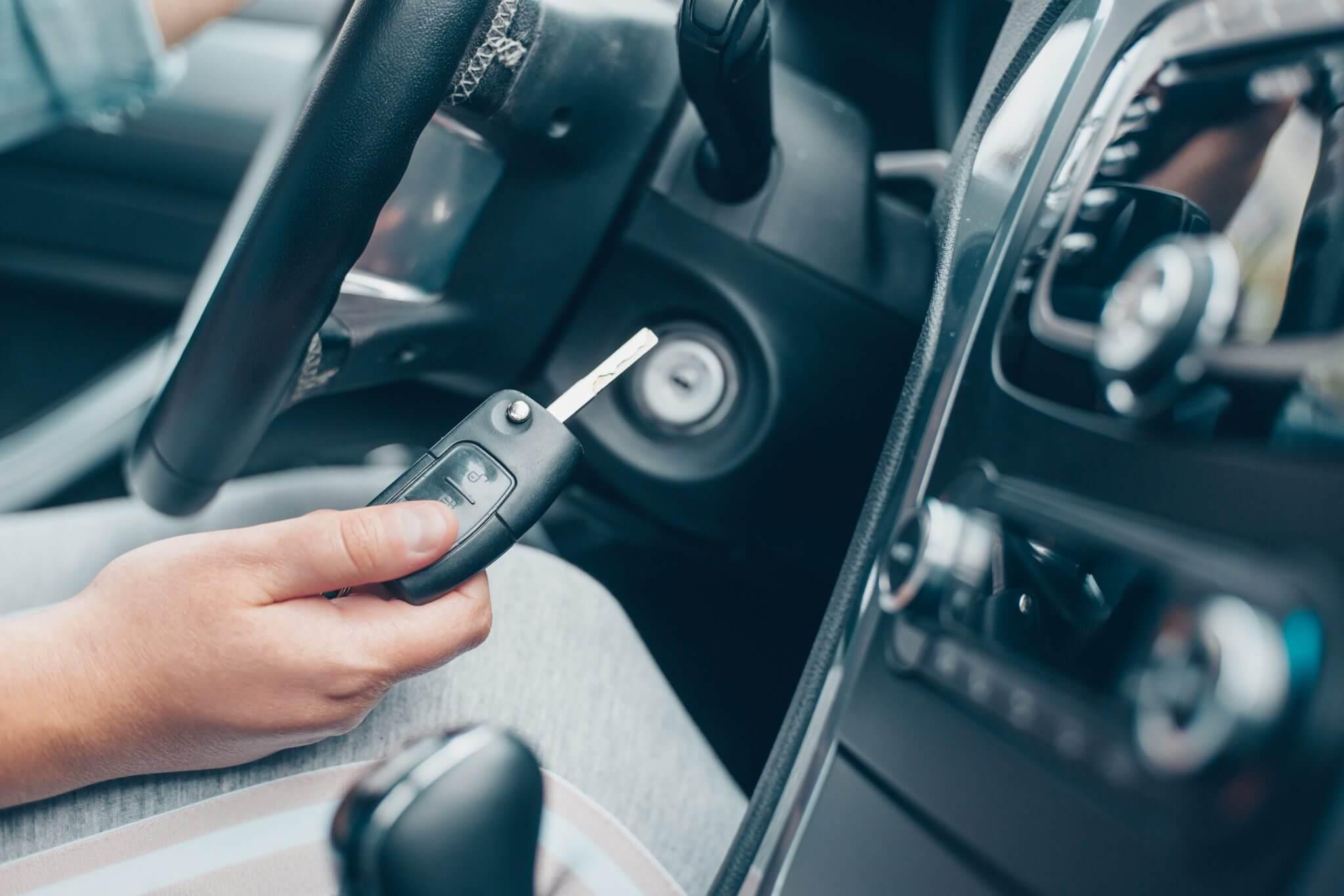automobilio rakto gamyba pagal spyną