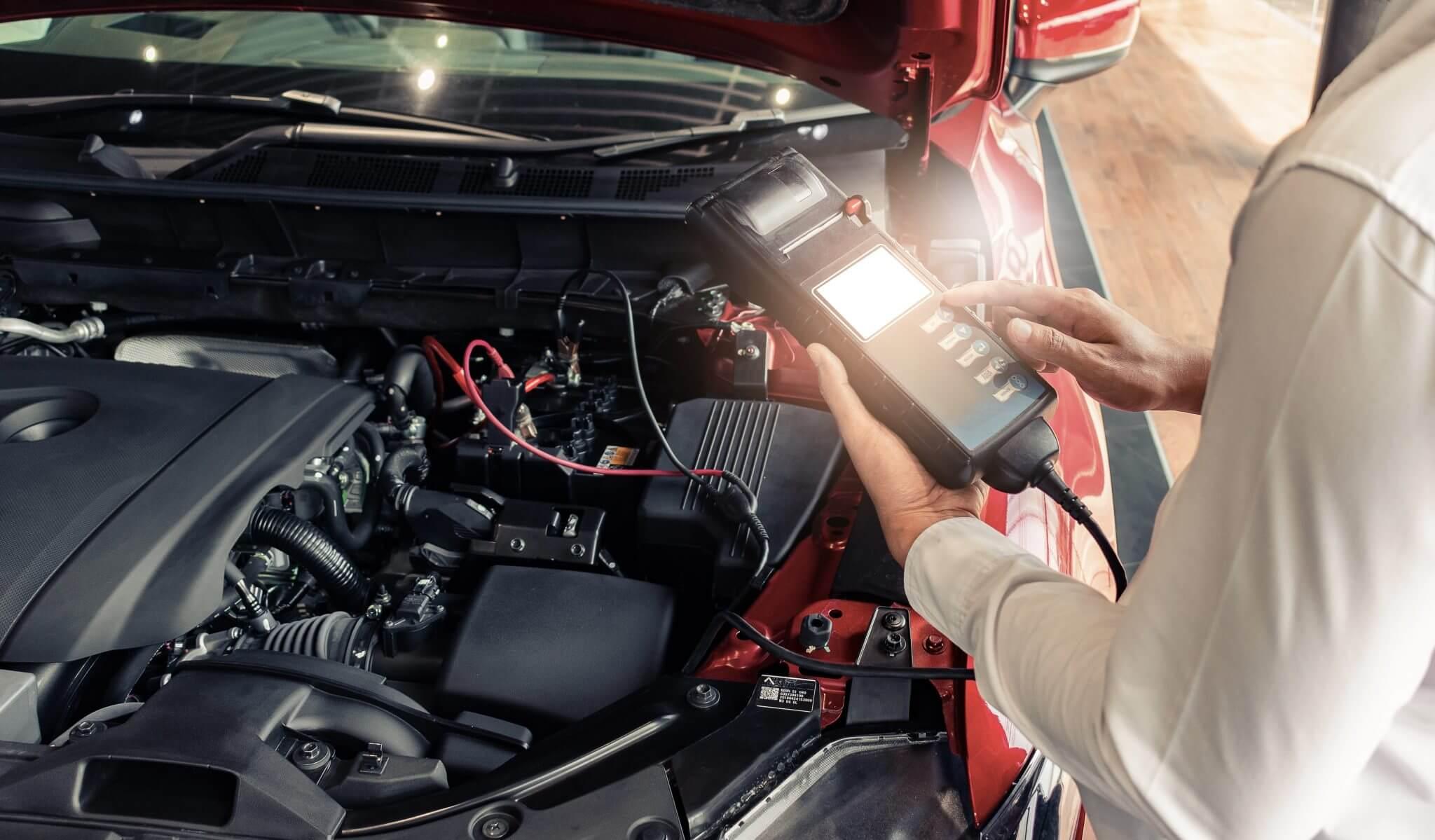 Automobilių elektronikos remontas