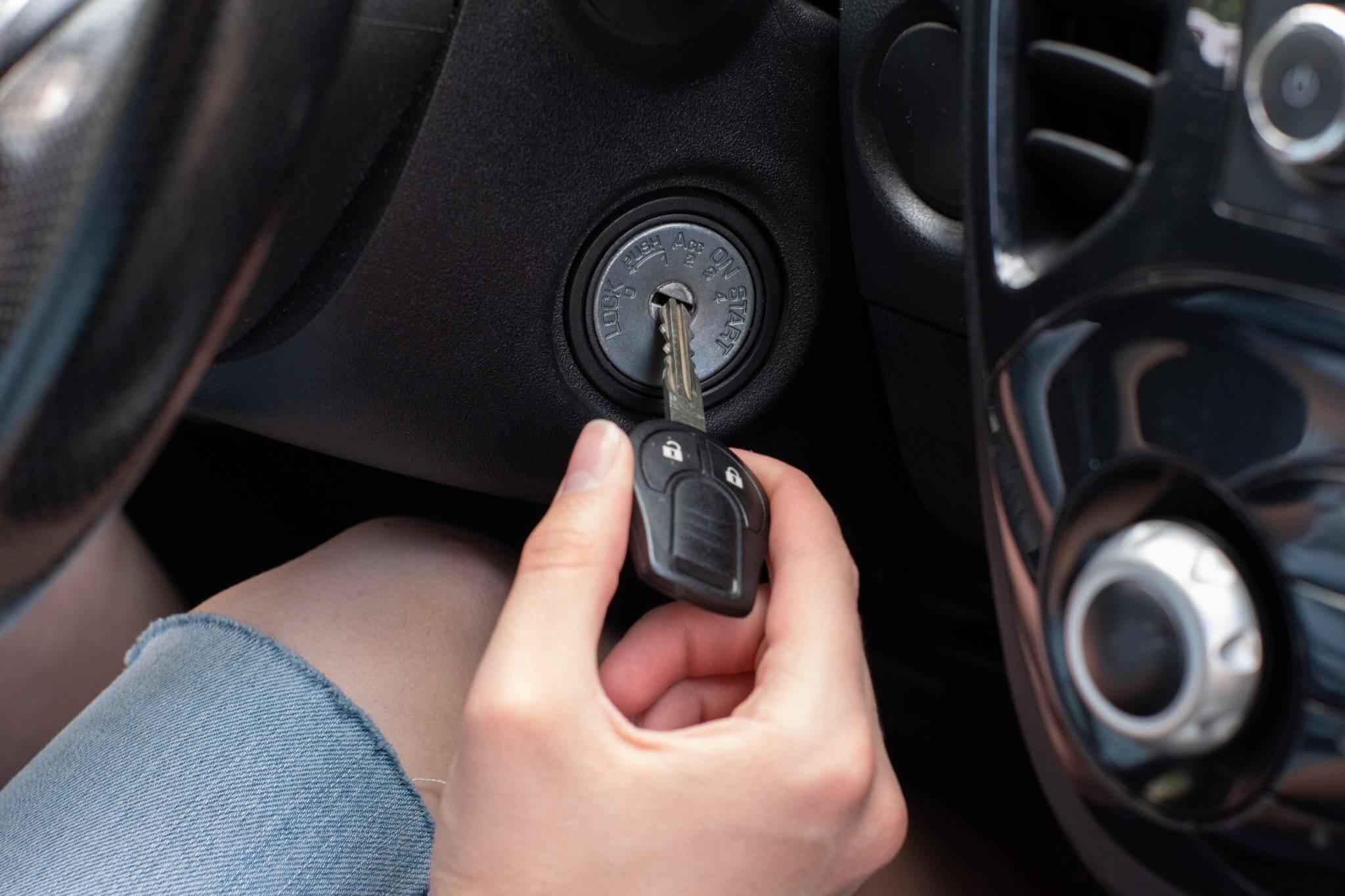 Automobilių spynų keitimas